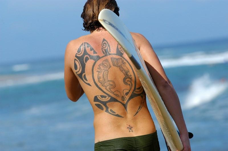J'adore les hommes tatoués