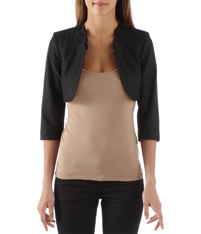 5546a72e113c veste bolero femme