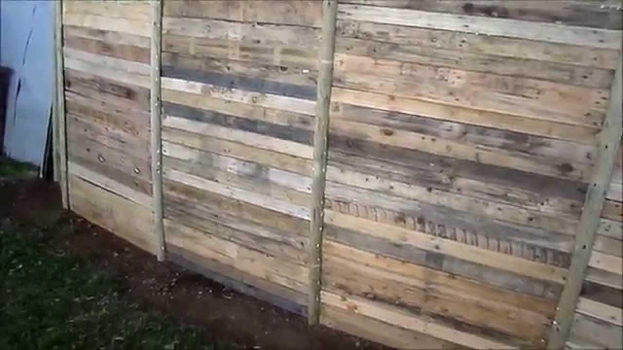 Une clôture de jardin très chic avec nature-bois-concept.com