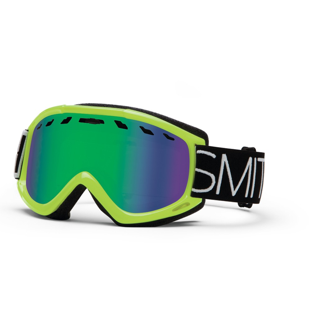 Mes lunettes de ski changent de verre