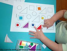 activite enfant 3 ans