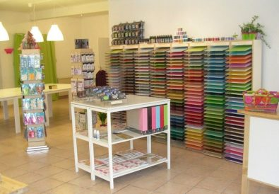boutique de scrapbooking