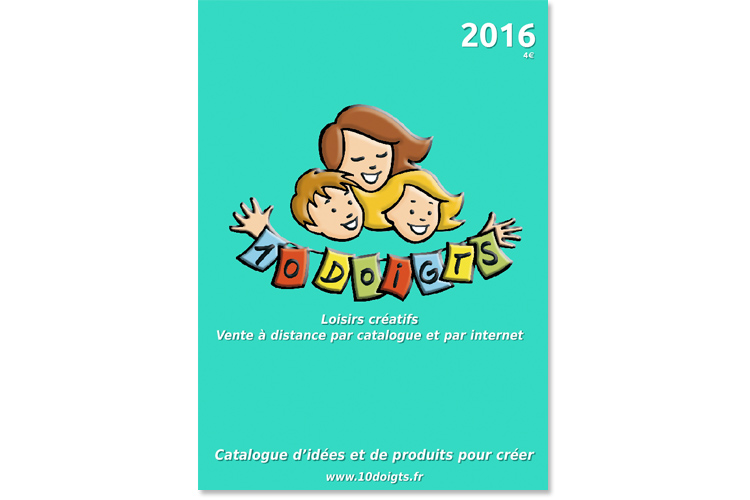 catalogue 10 doigts