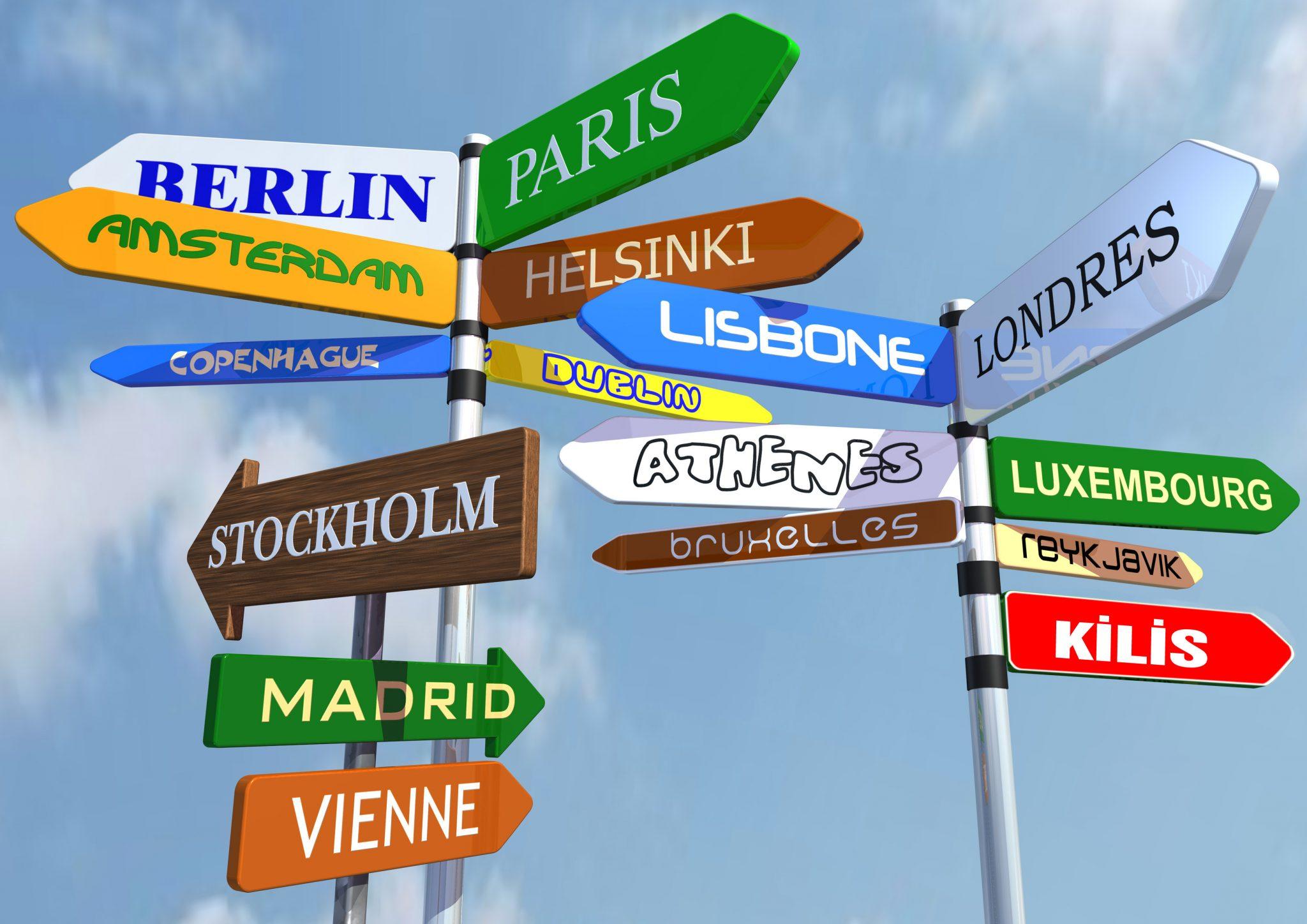 L'anglais, une langue nécessaire pour être à l'aise à l'étranger