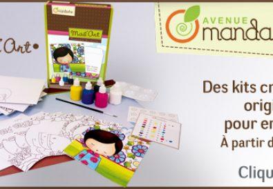 kit creatif enfant