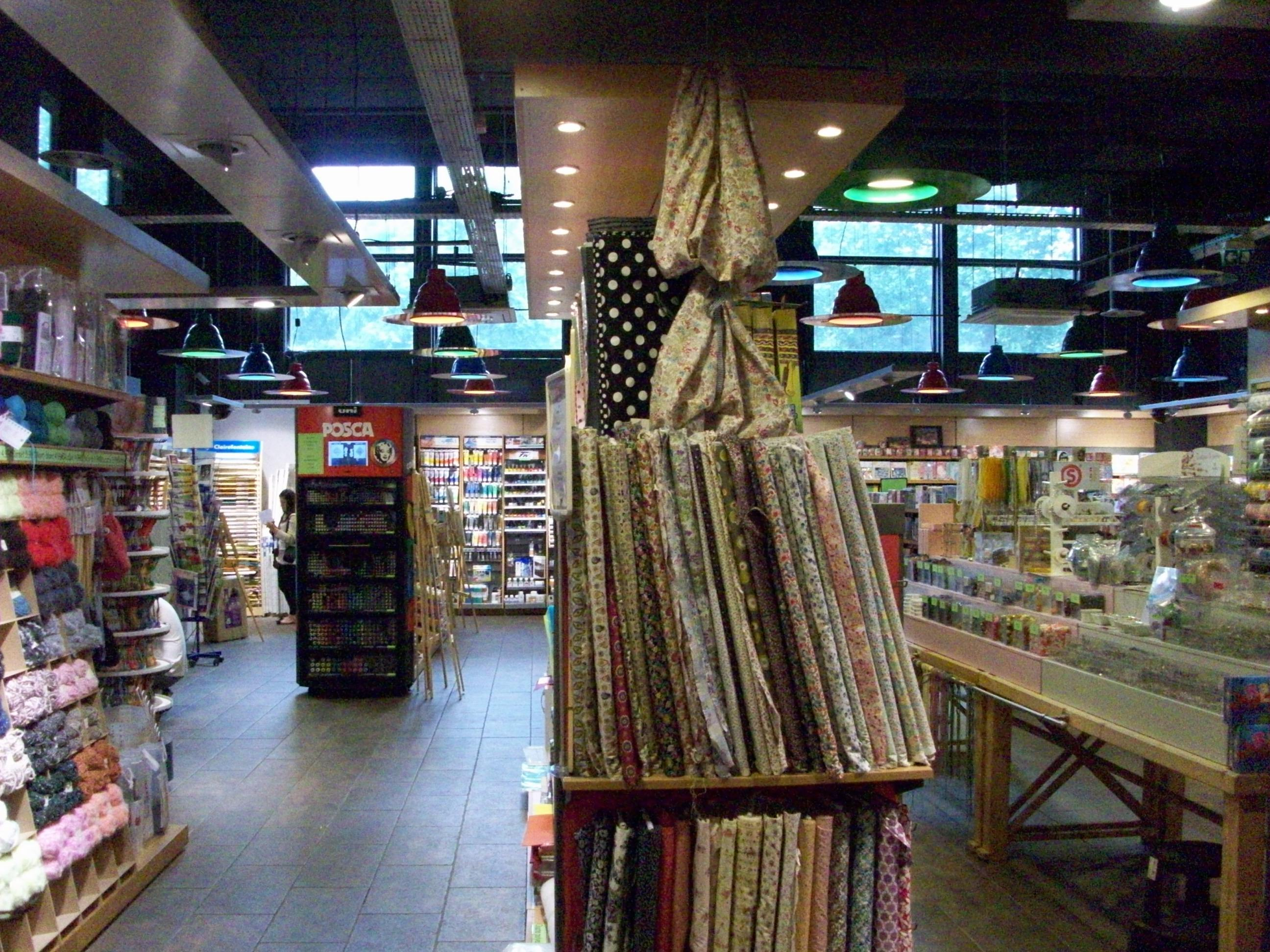 Loisir et creation bercy - Magasin loisirs et creation ...