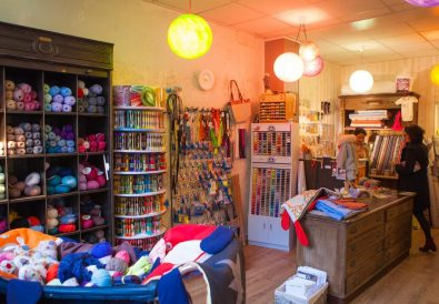 magasin créatif paris