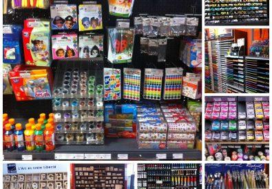magasin de créativité