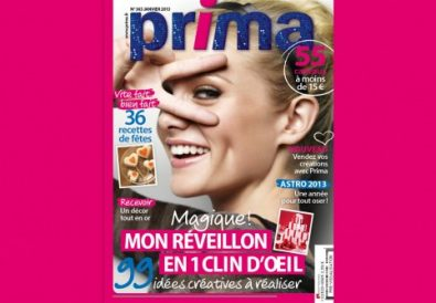 magazine prima