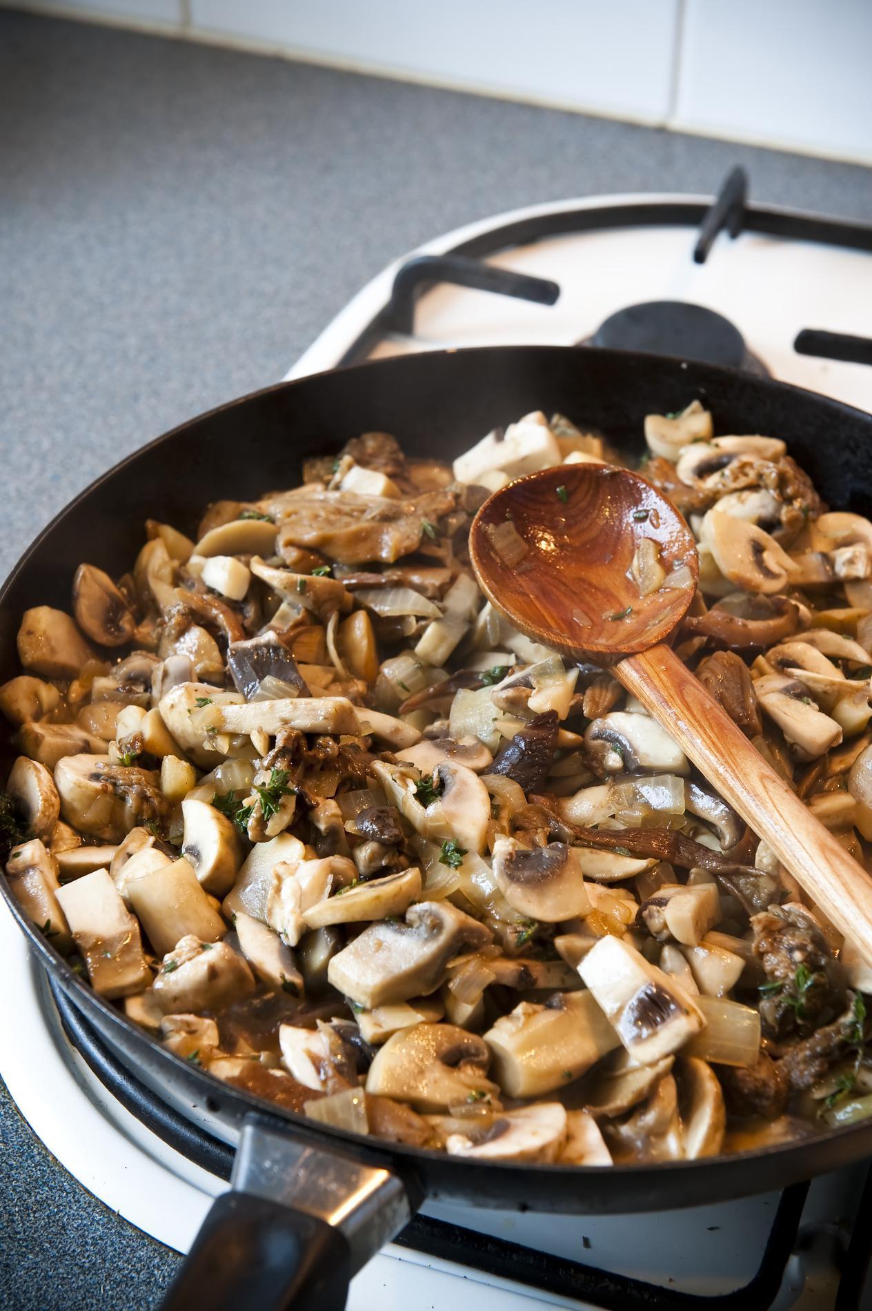 Comment cuisiner des cepes frais