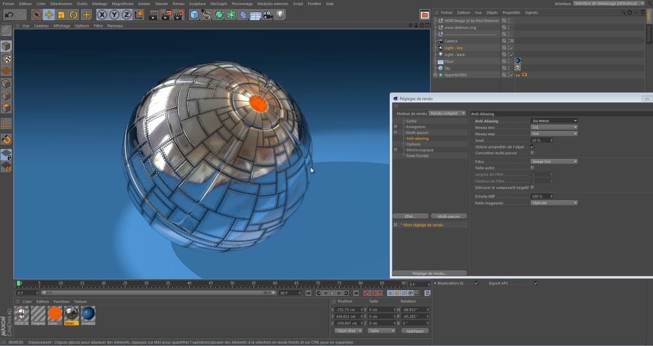 Formation Cinema 4D : Toutes les raisons pour lesquelles je me forme à ce logiciel d'animation célèbre