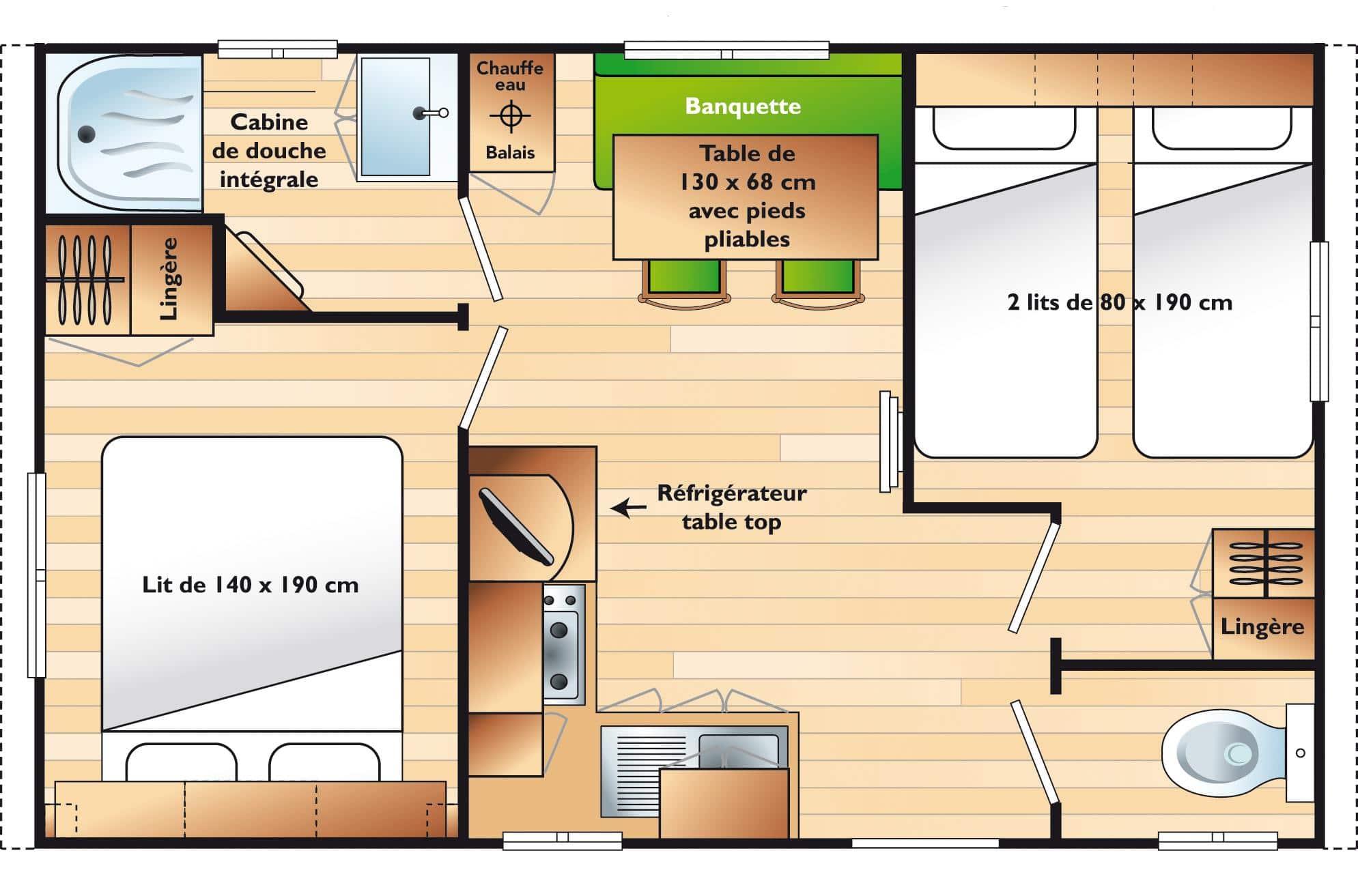 Vente de mobil home sur camping : pourquoi devenir propriétaire